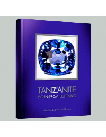 Tanzanite, born from Lightning