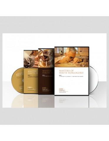 Set 3 DVD Maîtres en Haute...
