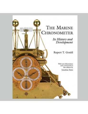 Marine Chronometer: Its...