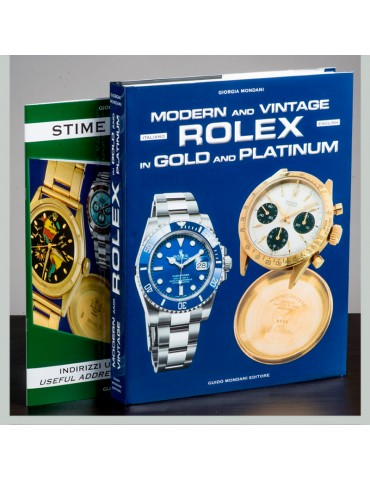 Modern and Vintage Rolex in...